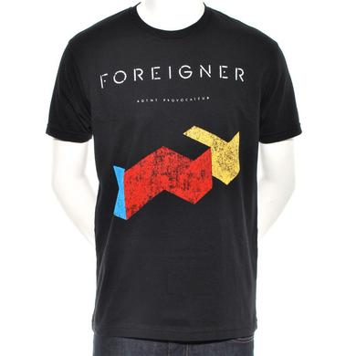 Foreigner Agent Provocateur T-Shirt
