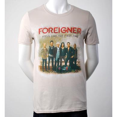 Foreigner Feels Like Band Photo T-Shirt