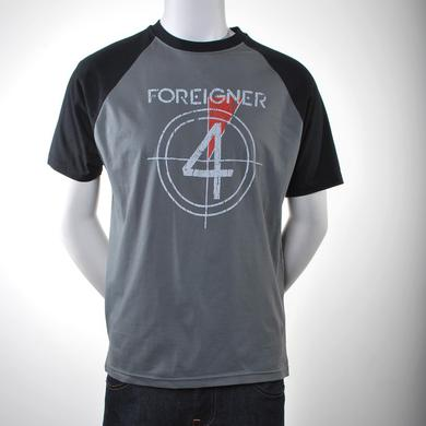 Foreigner Four Raglan Shirt