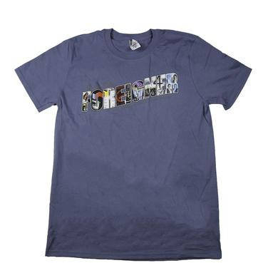 Light Blue Greetings From Foreigner T-Shirt
