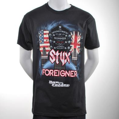 Styx/Foreigner Summer Tour T-Shirt