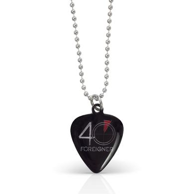 Foreigner 40th Anniversary Necklace
