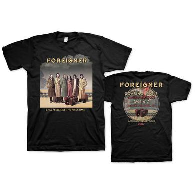 Foreigner Soaring Eagle Casino Event Tee