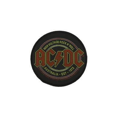 AC/DC High Voltage Small Patch