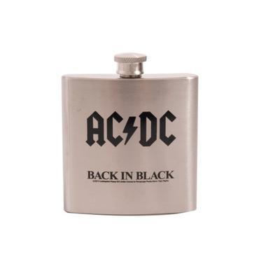 AC/DC 6 oz BIB Flask
