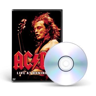 AC/DC Live At Donington DVD