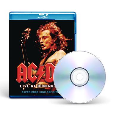 AC/DC Live At Donington BluRay