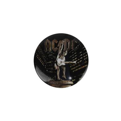 AC/DC Stiff Upper Lip Bronze Button