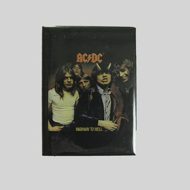 AC/DC Highway To Hell Rectangular Magnet