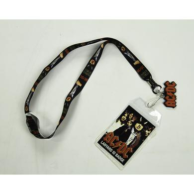 AC/DC Highway To Hell Lanyard