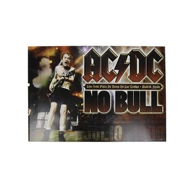 AC/DC No Bull Poster