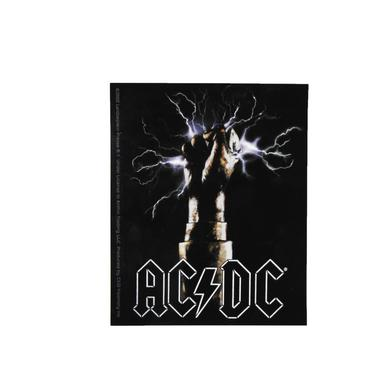 AC/DC Electrified Fist Sticker