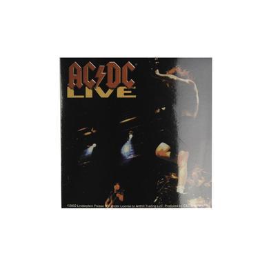 AC/DC Live Sticker