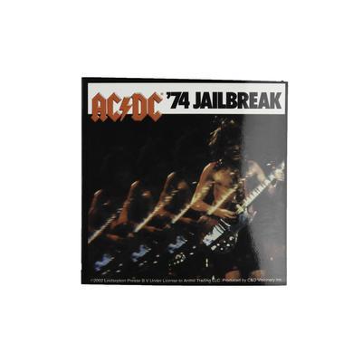AC/DC 74 Jailbreak Sticker