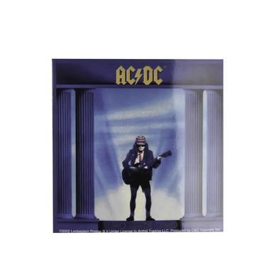 AC/DC Who Made Who Sticker