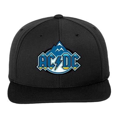 AC/DC Denver 2016 Event Snapback Hat