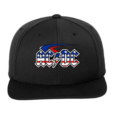 AC/DC Washington DC Event Snapback Hat