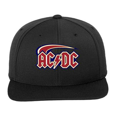 AC/DC Cleveland Event Snapback Hat