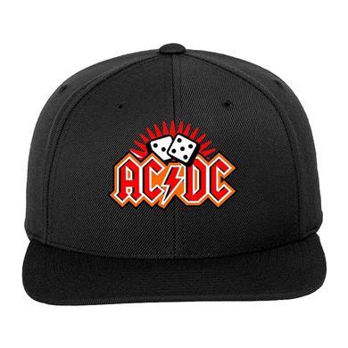 AC/DC Las Vegas 2016 Event Snapback Hat