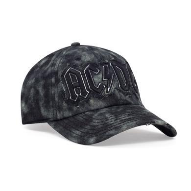 AC/DC Grey Denim Hat