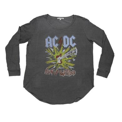 AC/DC Blow Up Your Video World Tour 88 Sweatshirt