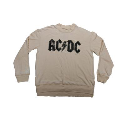 AC/DC Lightning Logo Sweater