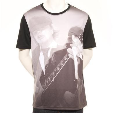 AC/DC Double Angus Photo T-Shirt