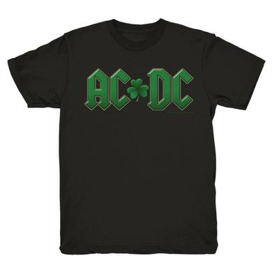 AC/DC WEB EXCLUSIVE: St. Patrick's Day Logo T-Shirt