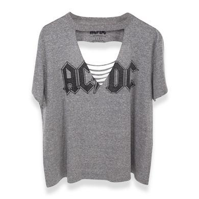 AC/DC Ligtening V Neck