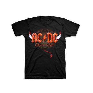 AC/DC Chicago 2016 Event T-Shirt