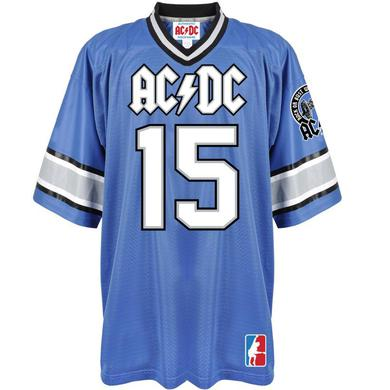 AC/DC Home Team Jersey Detroit