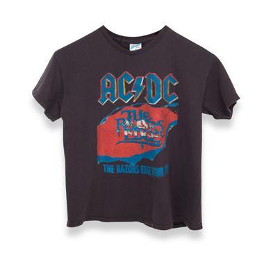 AC/DC Black Razors Edge Kids T-Shirt