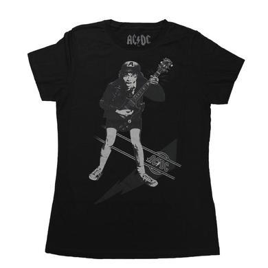AC/DC Women's Big Angus High Voltage T-shirt