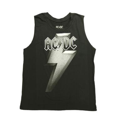 AC/DC Kids Bolted Classic Muscle T-Shirt