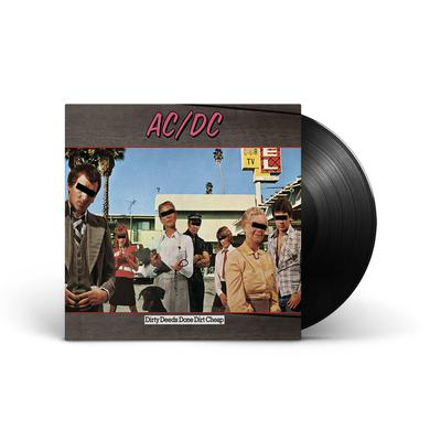 AC/DC Dirty Deeds Done Dirt Cheap LP (Vinyl)