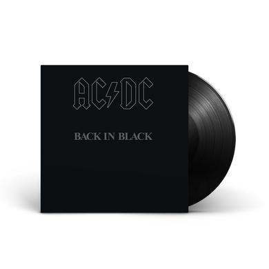 AC/DC Back In Black LP (Vinyl)