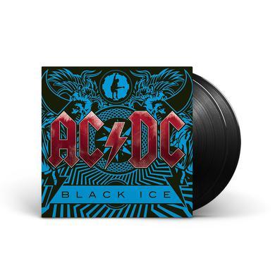 AC/DC Black Ice Double LP (Vinyl)