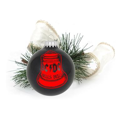 AC/DC Hells Bells Ornament