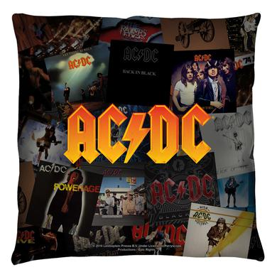 AC/DC - Albums - Throw Pillow [16 X 16]