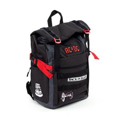 AC/DC Back in Black Backpack