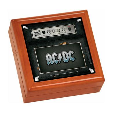 AC/DC Backtracks Wooden Keepsake Box