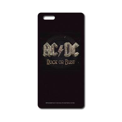 AC/DC Rock Or Bust Phone Case