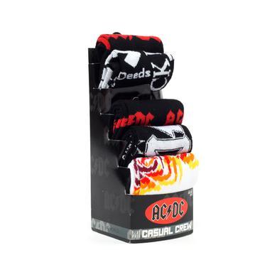 AC/DC Sock 5 Pack