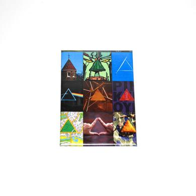 Pink Floyd Triangles Magnet