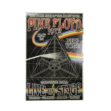 Pink Floyd Dark Side Names Poster