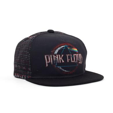 Pink Floyd Sublimated Cap Darkside with Circle