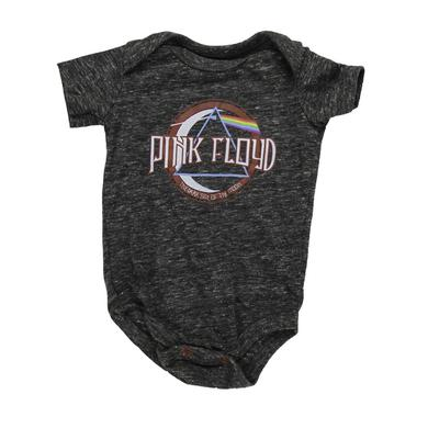 Pink Floyd Eclipse Logo Dark Side Onesie