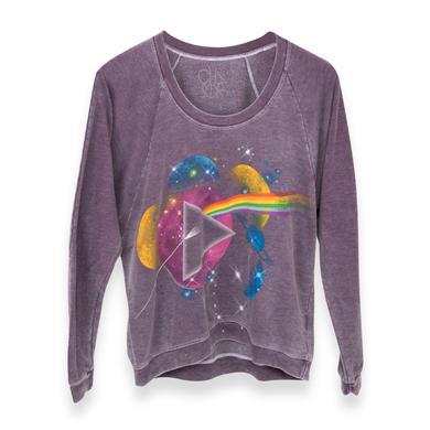 Pink Floyd Women's Celestial Overload Pullover Fleece