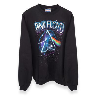 Pink Floyd Dark Side of the Moon Landing Crew Neck Sweatshirt