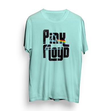 Pink Floyd Juniors Prism Blue T-Shirt